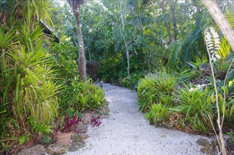 Enjoy the garden & privacy.