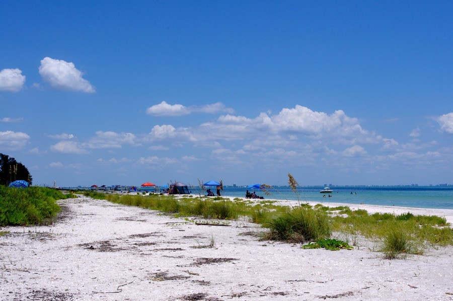 Sanibel is famous for its shelling beaches and fishing.