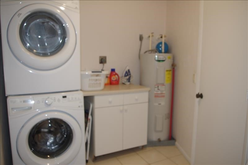 Laundry room is near kitchen.