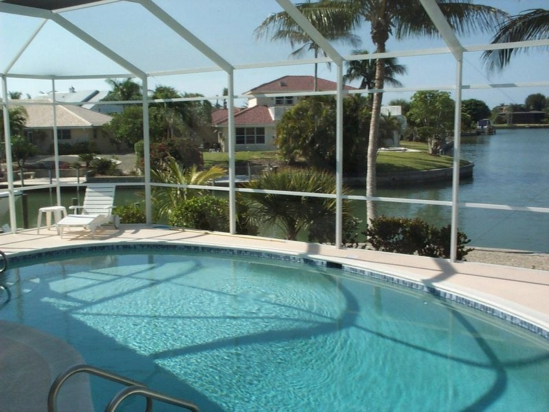 Enjoy views of boaters, paddleboarders, dolphins & birds.