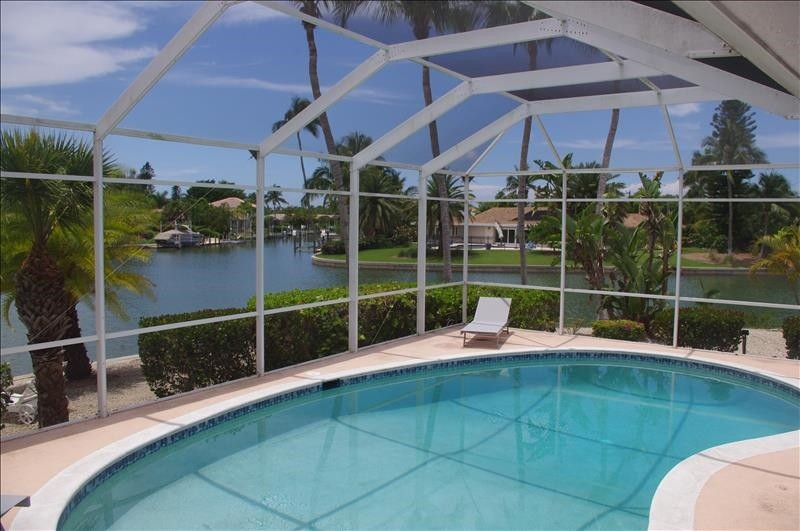 Waterview heated pool