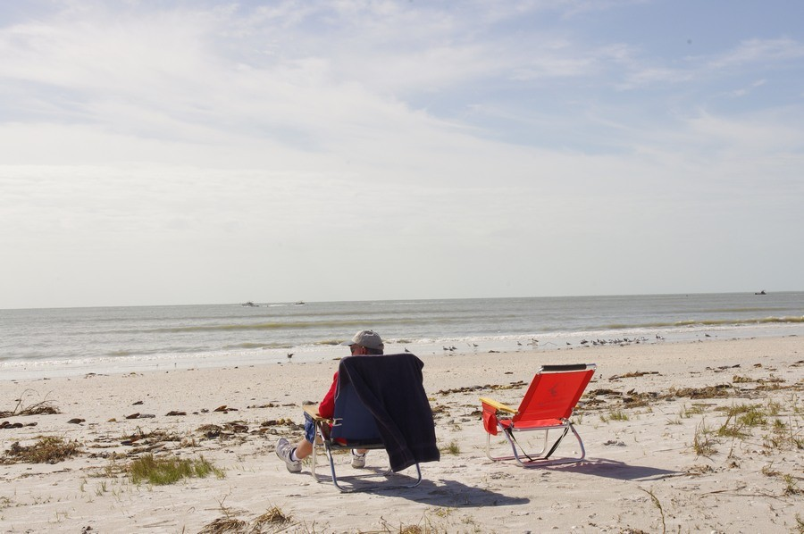 Sanibel is famous for its shelling beaches.