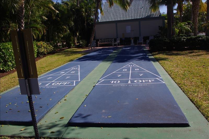 Community shuffleboard